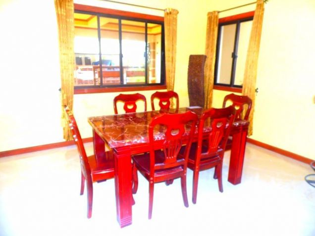 Fully Furnished 5 Bedroom House In Angeles City - 1