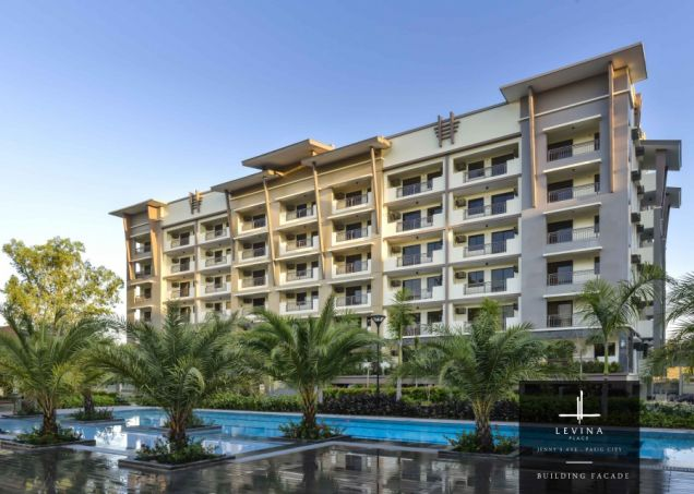 2 bedroom for sale in Levina Place  5% DP to move-in near Ortigas CBD - 2