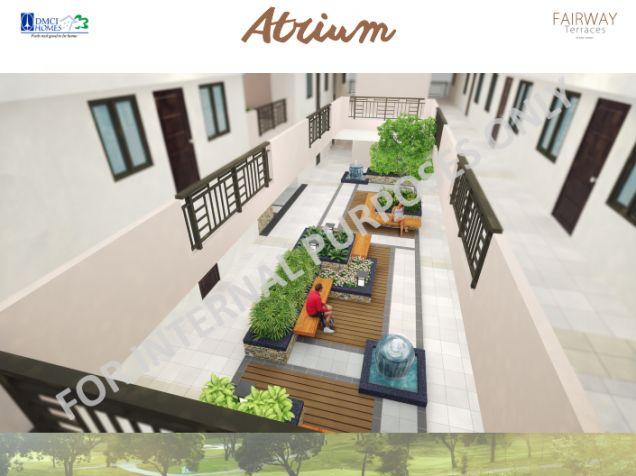 56sqm 2 Bedroom Condo in Pasay City nr Airport. DMCI Fairway Terraces - 9