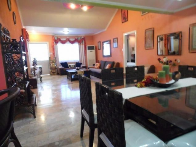 For Rent Furnished Bungalow House In Angeles City - 5