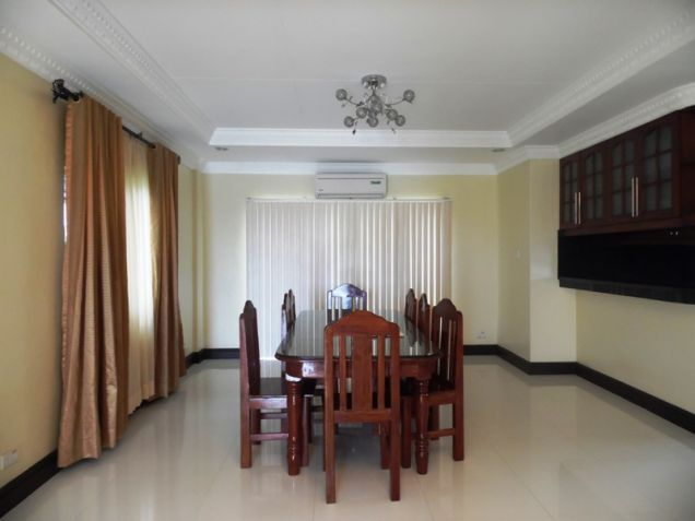 Modern House with 4 Bedroom for Rent in Hensonville Angeles City - 5