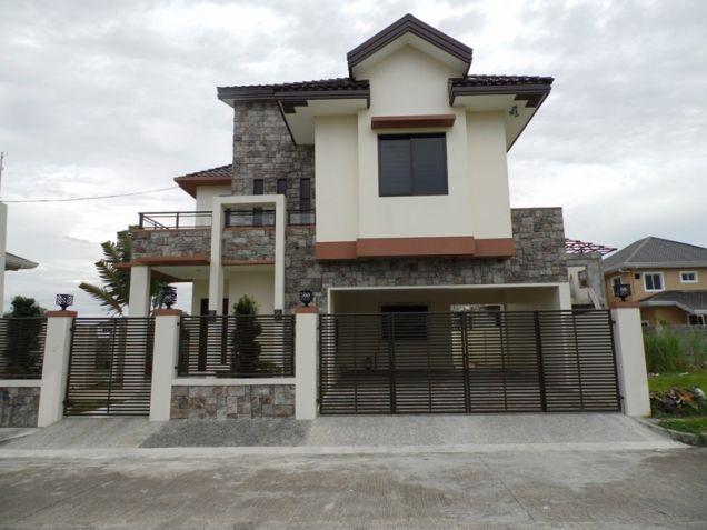 Modern House with 4 Bedroom for rent in Hensonville - 50K - 0