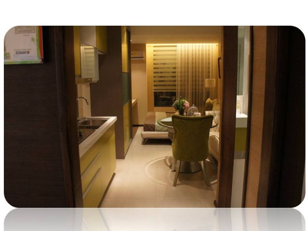Very Affordable Condoninium only 6,000 a month Near Makati, Ortigas and Pasig City, Cybergate - 1