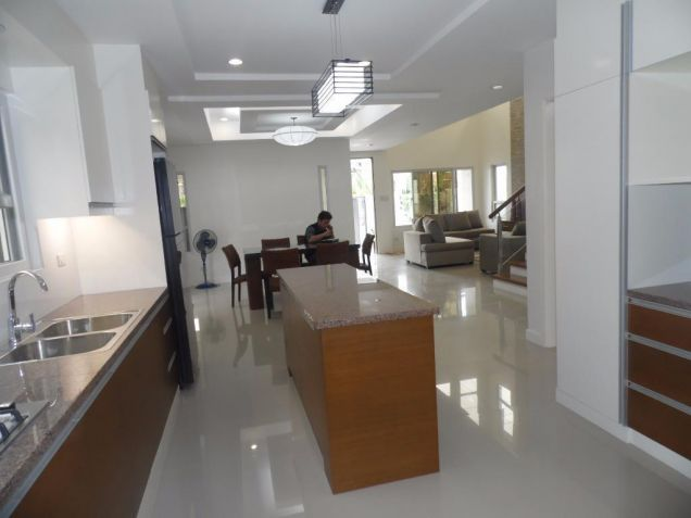 For Rent New One Storey House In Angeles City - 5