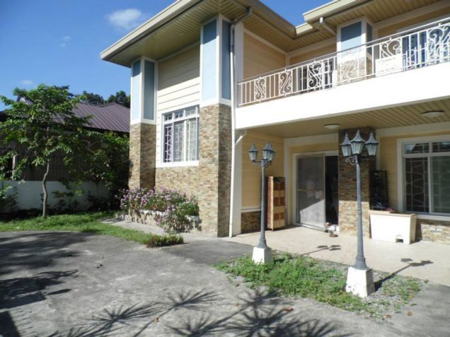 House and Lot for Rent with Spacious Living area in Friendship at 55K - 8