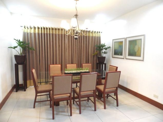 Fully Furnished 3 BR House in Balibago for Rent - 75K - 1