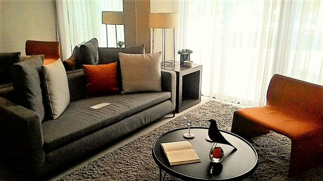 Lavish 1-Bedroom Unit in Filinvest Alabang for Sale - 0