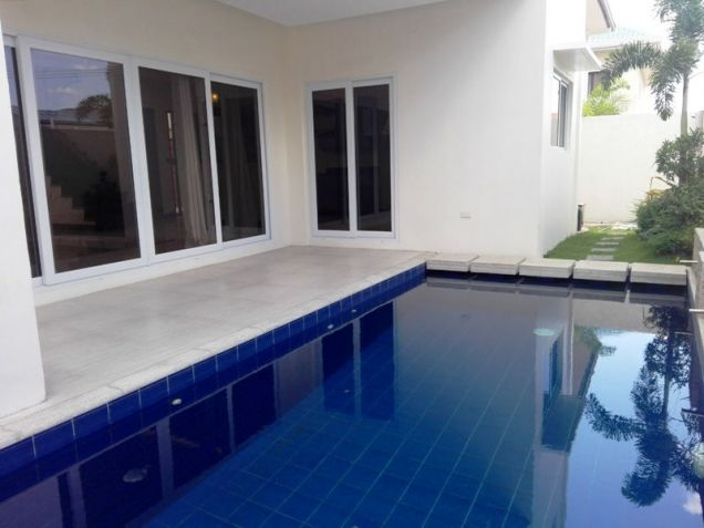 4 Bedroom House with Swimming pool for rent in Hensonville - 70K - 8