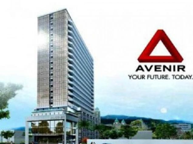 Car Park for Rent at Php 1,500 per month for a 12-month rental in Avenir, Cebu - 1