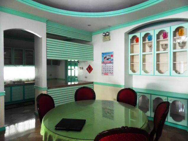 Bungalow Type House and Lot for Sale in Cut-cut  Angeles City - 5