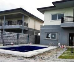 2 Storey House and Lot for Rent inside Clark with Swimming Pool - 3