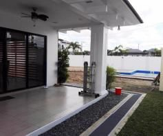 4 Bedroom Fully Furnished Modern House Near Clark - FOR RENT @100k - 5