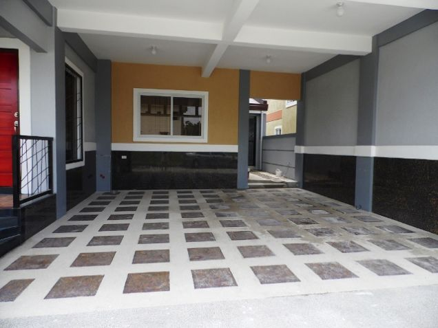 4 Bedroom Fully Furnished House near SM Clark FOR RENT - @P50K - 4