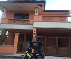 House and lot for rent in angeles city - 2