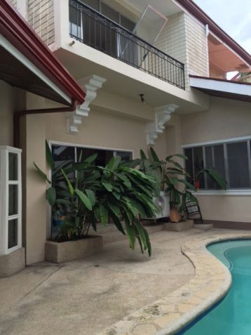 3 BR Furnished House For Rent in St. Michael's Village, Banilad - 0