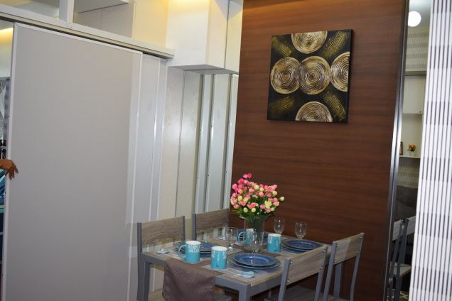37 sqm New Fully Furnished  Unit for Rent in Marco Polo@30k - 0