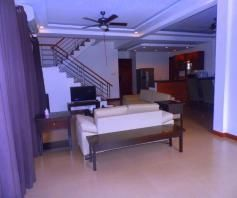 Fully Furnished House and lot with 4 Bedrooms for rent - P65K - 0