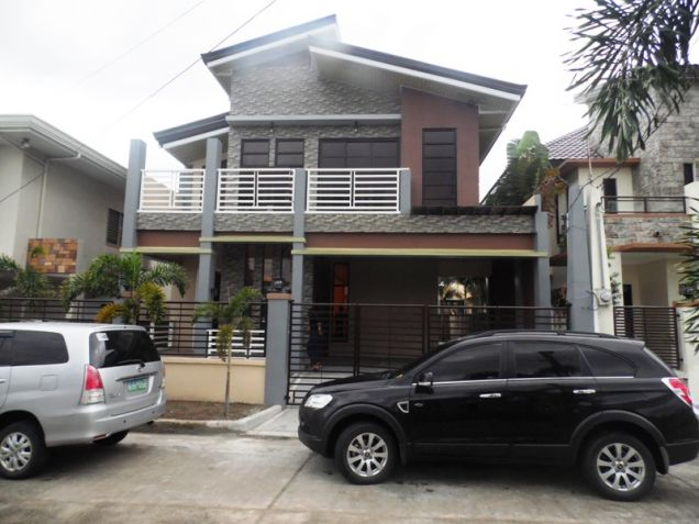 4 Bedroom House and Lot for Rent in Hensonville Angeles City - 0
