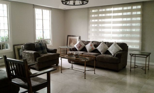4BR House For Rent in Bel Air 2 Village, Makati - 0