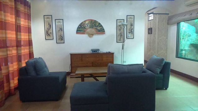 4BR with Private pool for rent in Angeles City - 65K - 5