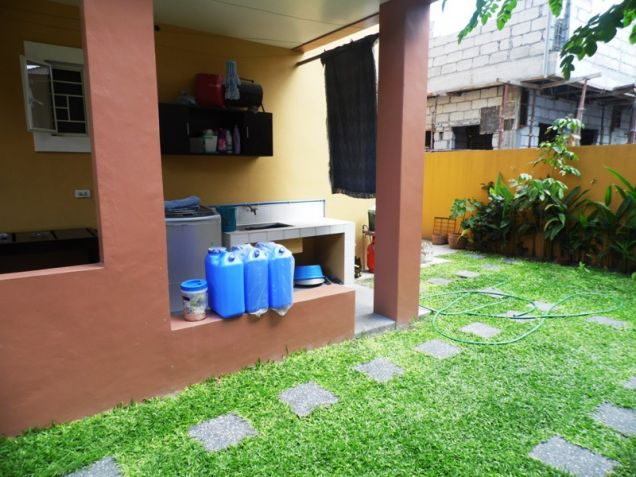 3 Bedroom House and Lot for Rent in Hensonville Angeles City - 1