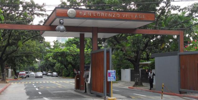 House and Lot for Rent, San Lorenzo Village, Makati - 0