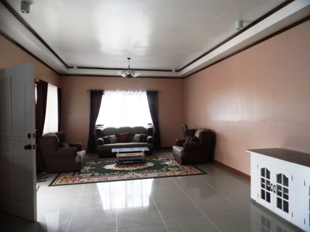 Furnished One-Storeyl House & Lot For Rent Along Friendship Highway In Angeles City Near CLARK - 8