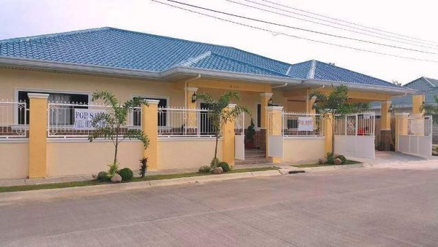 BUNGALOW House & Lot For RENT or SALE In Angeles City Near CLARK - 5