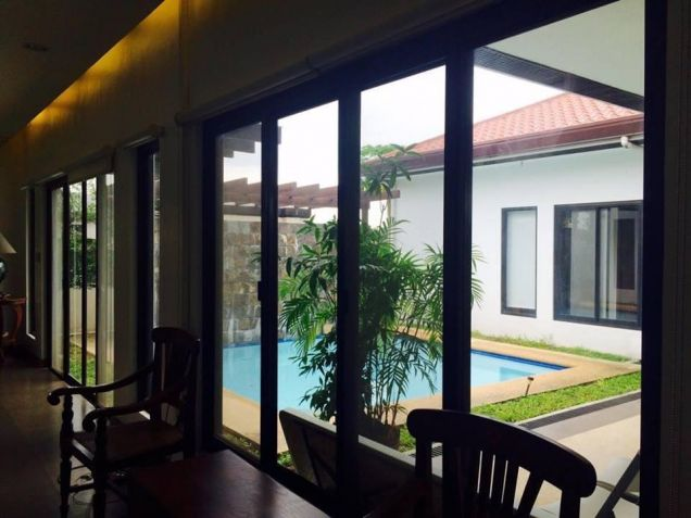 Furnished 3 Bedroom House and Lot with Pool for Rent - 9