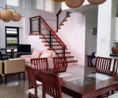 4 Bedroom furnished house with swimming pool for rent - P120K - 4