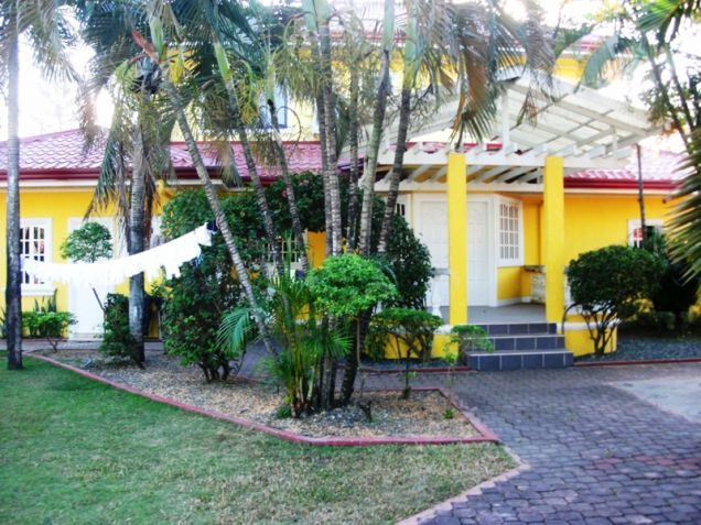 2 Storey with Swimming Pool House and Lot for RENT in Mabalacat Pampanga - 7