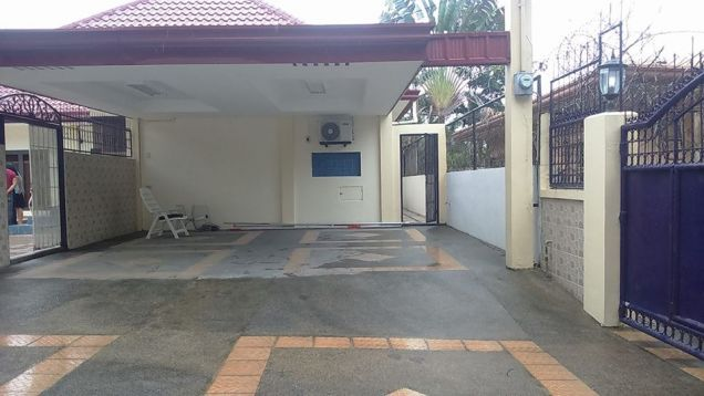4BR with Private pool for rent in Angeles City - 65K - 4