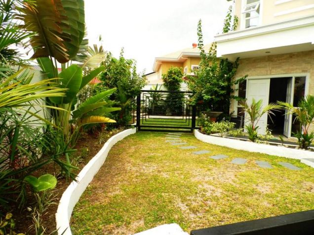 Four Bedroom House & Lot In Hensonville Angeles City Near To Clark Free Port Zone - 6
