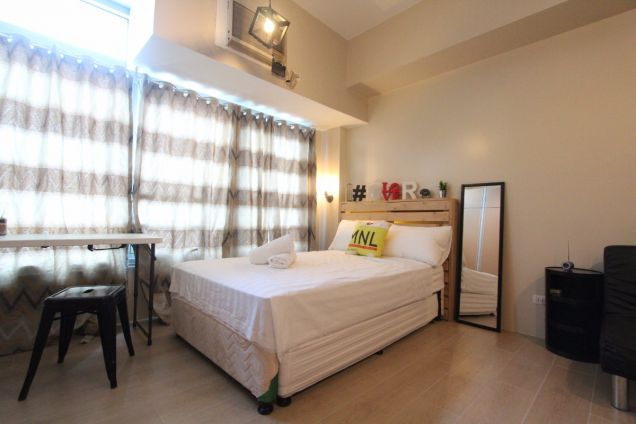Rent to Own Condo in QC Eastwood City Studio Legrand 3 Rush SALE - 9