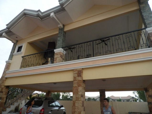 House and lot w/ 7 Bedroom & Pool for rent for P180K - 5