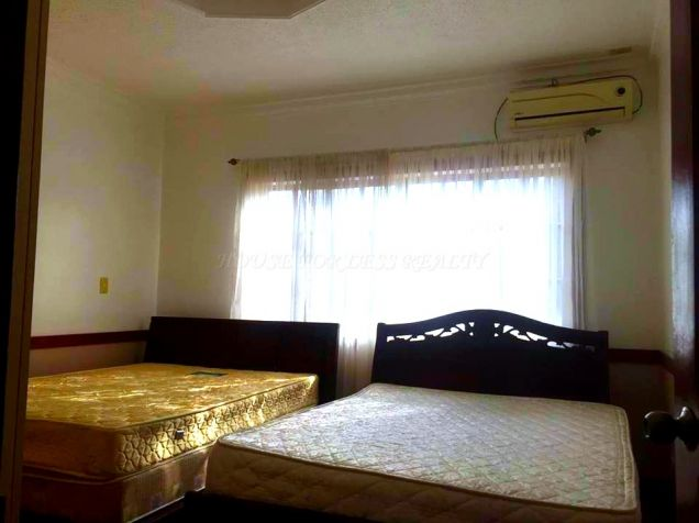 7 Bedroom House For Rent With Pool In Angeles City - 4