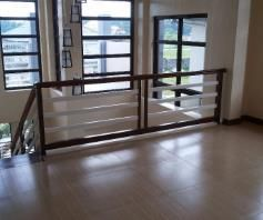 Modern House and lot for rent near SM Clark - P50K - 1