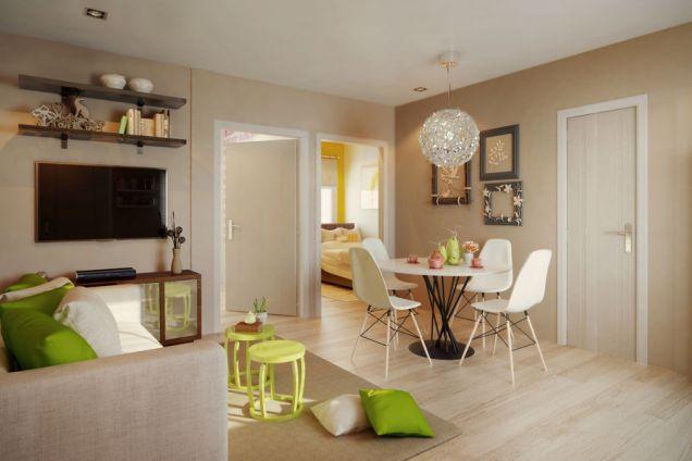 One Spatial Iloilo, 32 sqm, 2 Bedroom for Sale, Iloilo, Filinvest Land Inc - 8