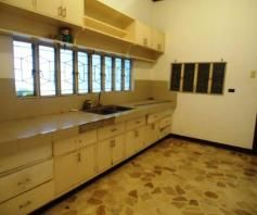 Expansive Bungalow House in Balibago for rent - 25K - 6