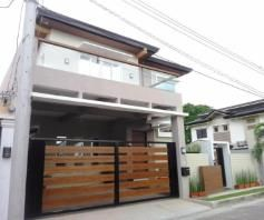 2-Storey 5Bedroom Fullyfurnished Brand New House & Lot For RENT In Angeles City - 0