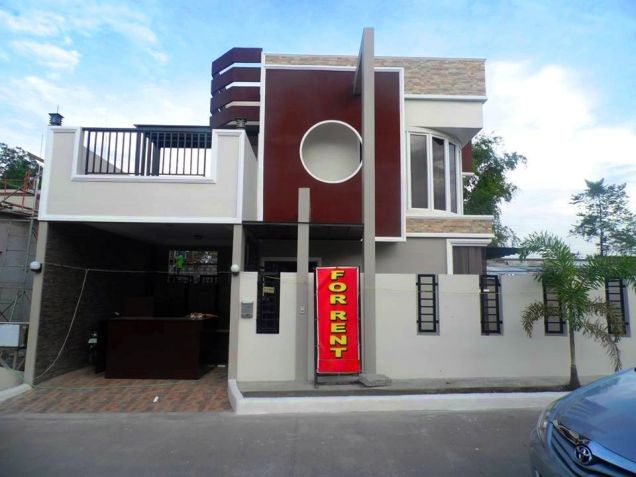 Brandnew House and Lot for Rent in Hensonville Angeles City - 0