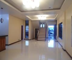 Modern 2 Storey House and lot for rent near SM Clark - P50K - 4
