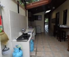 House and lot for rent with Spacious yard and swimming pool - 75K - 4