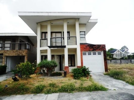 2-Storey House and Lot for Rent in Friendship Angeles City near Clark - 0