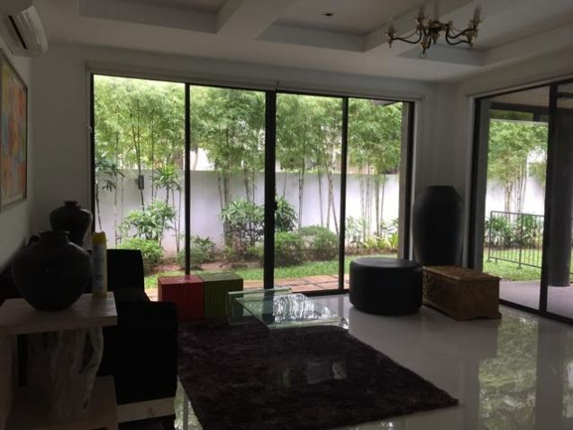 Ayala Alabang Modern House For Rent - 6