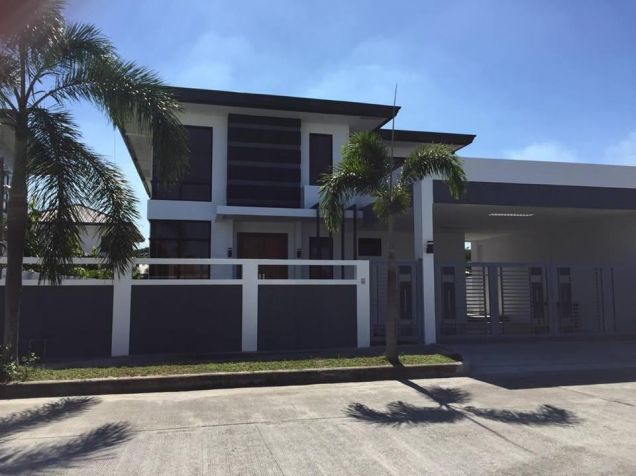 Beautiful House With Swimming Pool For Rent In Angeles City - 0