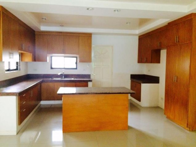 3 Bedroom Town House for Rent in a High End Subdivision  in Angeles City - 1