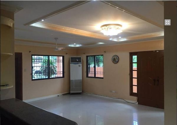 House and Lot with 4 Bedrooms for rent - 36K - 6
