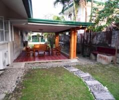 Corner Lot w/Huge Yard House & Lot For RENT In Friendship Angeles City - 5