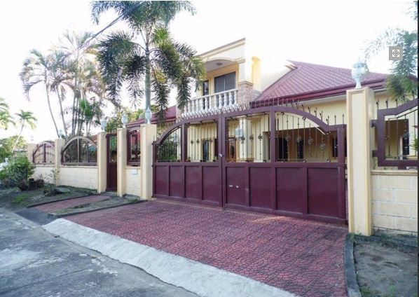 House and lot with yard for rent inside a gated Subdivision in Friendship - 5